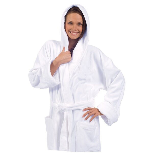 Terry 100% Cotton Bathrobe by Terry Town